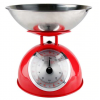 Denby Red Mechanical Kitchen Scales